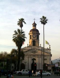 Iglesia de La Recoleta, Santiago