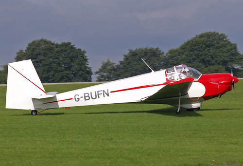 G-BUFN  Slingsby T.61F Venture (modified)