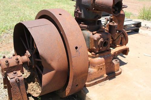 Carlton Reach Pump Engine - Kimberley History