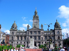 Sights to see in Glasgow