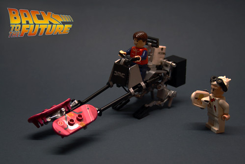 Back to the Future  Speeder Bike