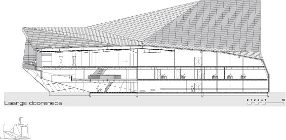 unstudio agora theater drawing 08 section flickr photo sharing. Black Bedroom Furniture Sets. Home Design Ideas