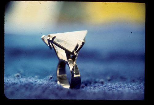 Rutilated Quartz Ring 1976