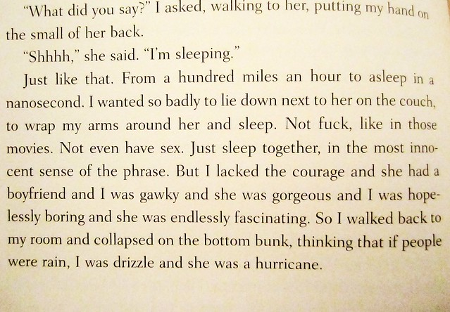 Looking For Alaska Page