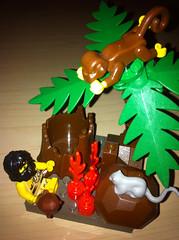 LEGO Collectible Series 1 Caveman