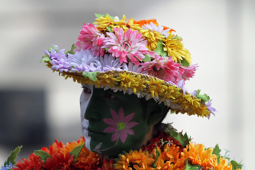 Mi sento un fiore!! by Marco - Traverso