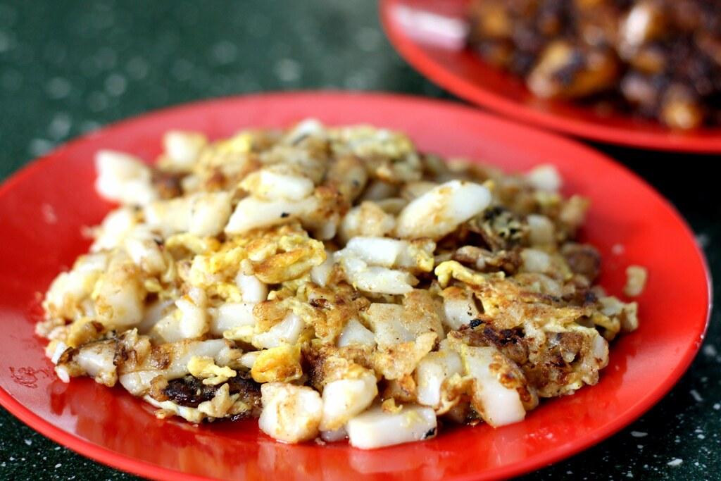 Song Zhou Carrot Cake (松洲萝卜糕)