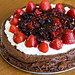 Flourless Chocolate Cake - 5