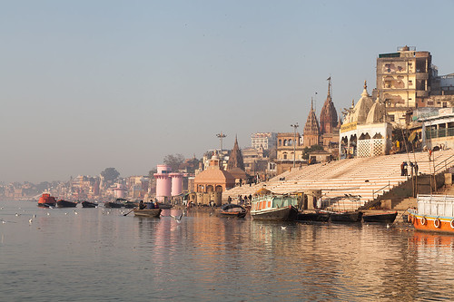 Early Morning Light - Varanasi