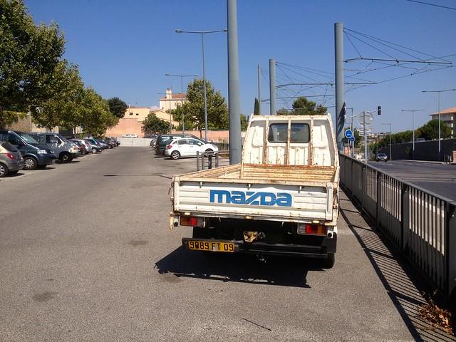 Mazda E2200 Truck