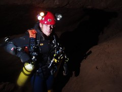 Caving: Wookey Hole (01-Oct-06) Image