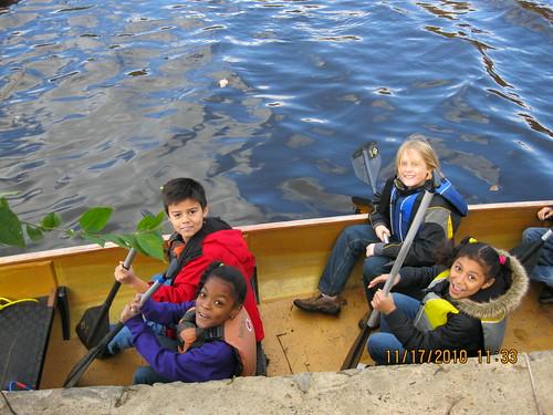 Anacostia Canoe Trip