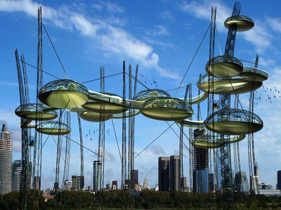 הצעה לגן חיות ורטיקלי, בואנוס איירס, ארגנטינה, MPA סטודיו רב תחומי