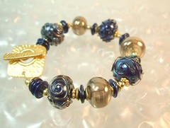 jewelry making, body jewelry, cobalt blue, jewellery, gemstone, bracelet, bead,