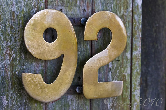 Number 92
