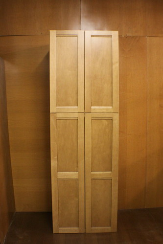 Kraftmaid Maple Kitchen Bathroom Pantry Cabinet 30