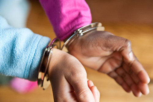 Handcuffed Girls