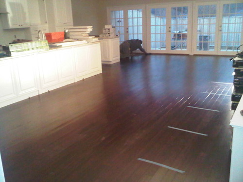 The Flip: Bamboo Floors