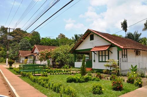 Belterra no Estado do Pará / Belterra at Pará State - Brazil