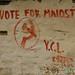 Political Graffiti - Annapurna Circuit, Nepal