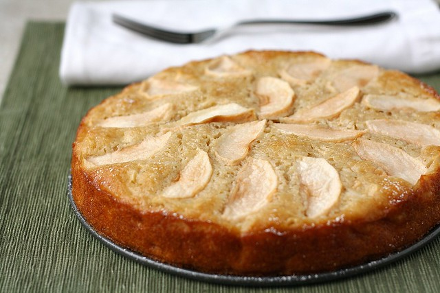 Apple-Coconut Family Cake | Flickr - Photo Sharing!
