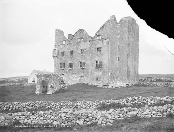 Leamenagh Castle, Co. Clare