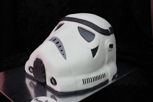Stormtrooper Cake Images