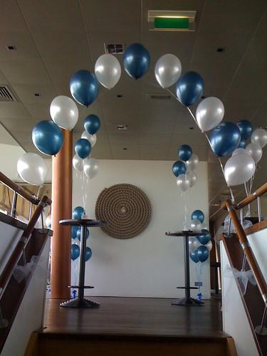 Heliumboog Delta Hotel Vlaardingen