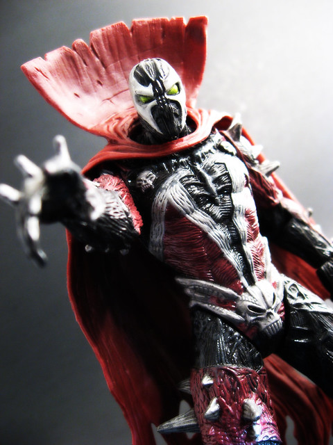 movie spawn with marvel select mephisto cape flickr