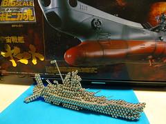 IMG_8010 - Space Battleship Yamato / Star Blazers by tend2it
