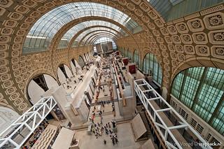 Le Musée d'Orsay / Paris / Parijs