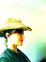 clothing, hair, hat, cowboy hat, headgear,