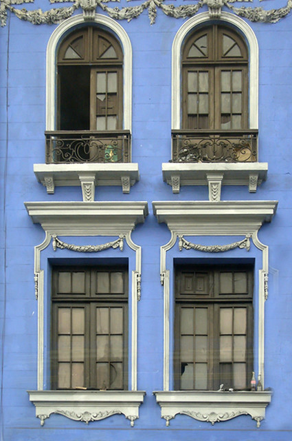 Spanish Colonial Windows