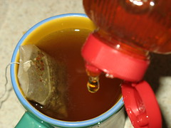 Ginger Tea and Honey by dj345, on Flickr
