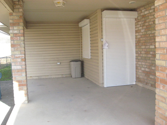 Window Security Covers : Pauline st house full door window locking security