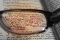 Bible Reading~Devotion