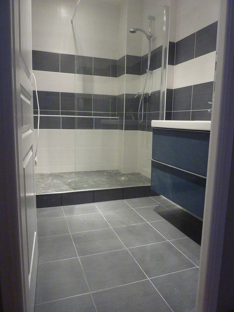 Photo - Etagere salle de bain ventouse ...