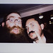 Polaroids from a boat: Moustaches by kmcgivney