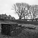 Small photo of Remains of an air-raid shelter, Sour Heads, Queensbury