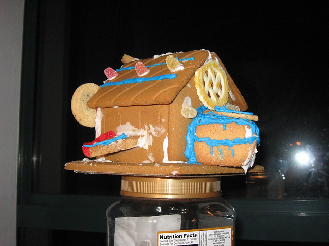 Gingerbread Spaceship