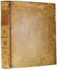 Binding and spine of Johannes de Sacro Bosco: Sphaera mundi