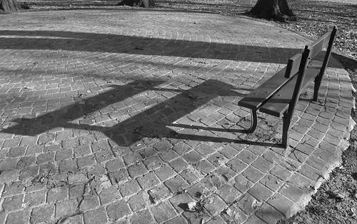Public bench - Les bancs publics