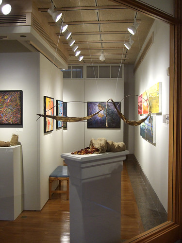 CHARIS installation view