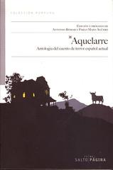 Antonio Romar y Pablo Mazo Agüero, Aquelarre, Antología del cuento de terror español actual