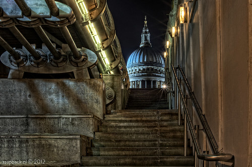 Ugly sneak peek / Millennium bridge / St. Pauls / London