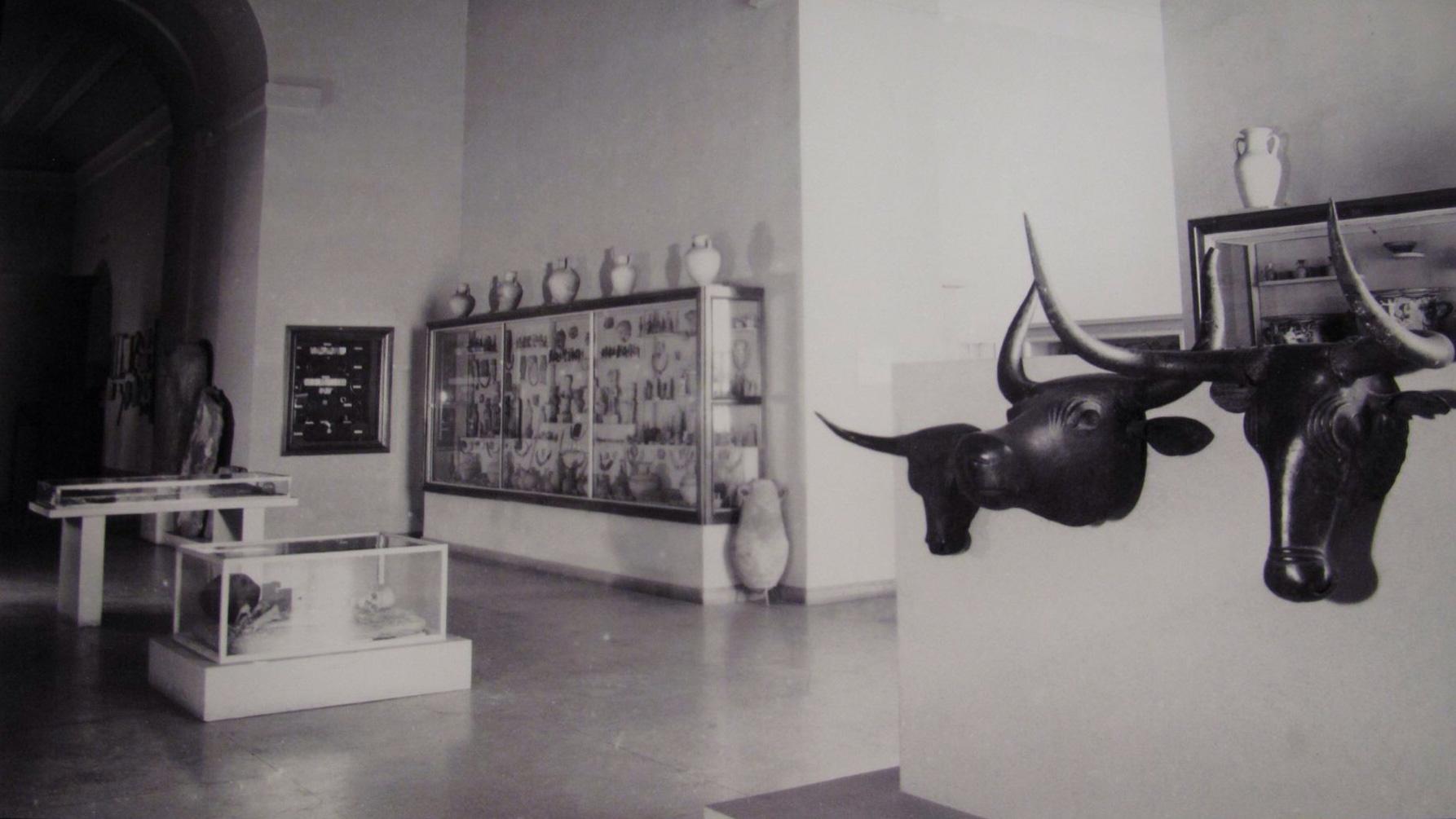 museo arqueologico nacional_man_exposicion años 70