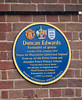 Duncan Edwards commemorated