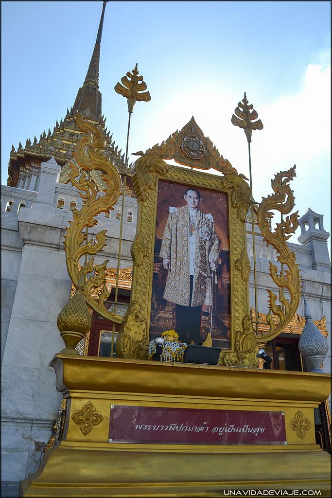 Bangkok Wat Traimit