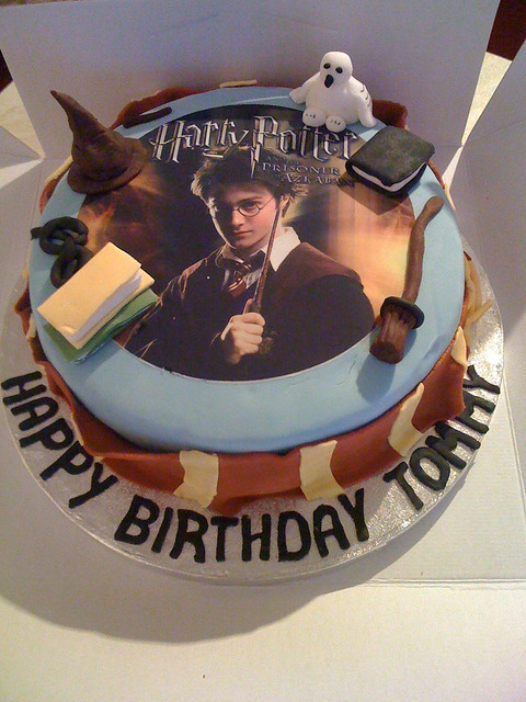 Image Result For Wizard People Harry Birthday Cake