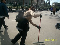 Cleaning Streets